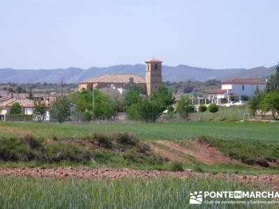 Ruta de las Caras - Buendía (Embalse de Buendía); club senderismo almeria